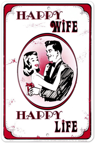 Tag Archives: happy wife happy life
