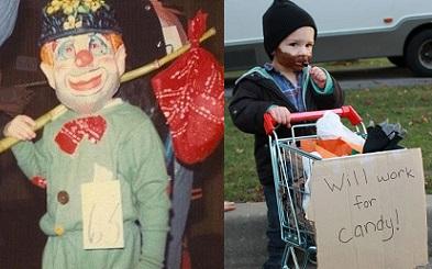 An old game ...  sc 1 st  windupmyskirt & Costume ideas for kids u2013 windupmyskirt